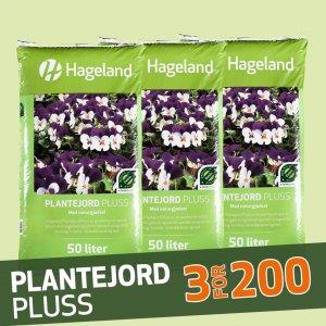 Plantejord hageland